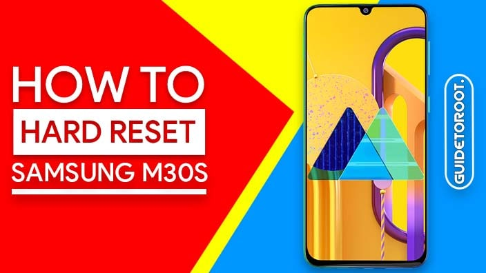 How To Hard Reset Samsung M30s