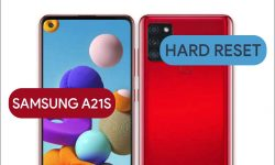 How to Hard Reset Samsung Galaxy A21s With Two Easy METHODS!