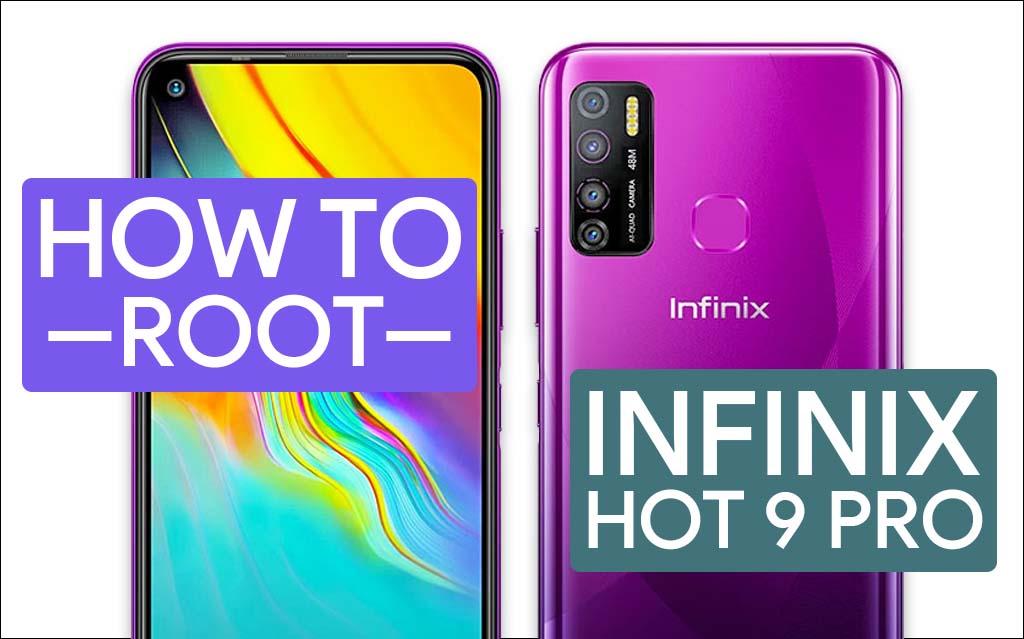 Root Infinix Hot 9 Pro
