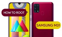 How to Root Samsung Galaxy M31 [3 Easy Methods]
