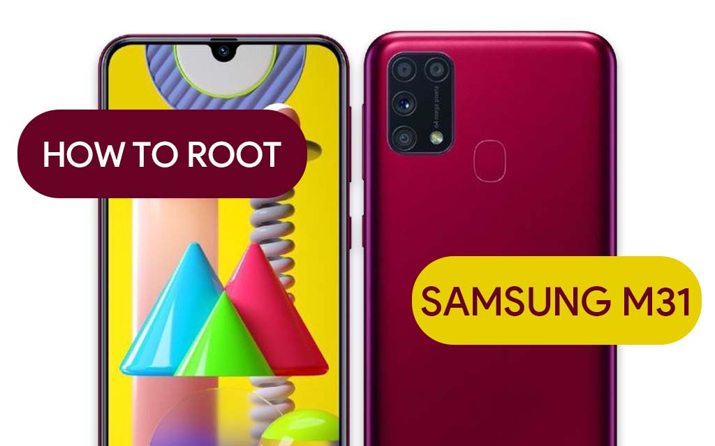 Root Samsung Galaxy M31