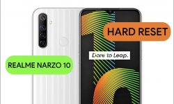 How to Hard Reset Realme Narzo 10 – Two Easy METHODS!