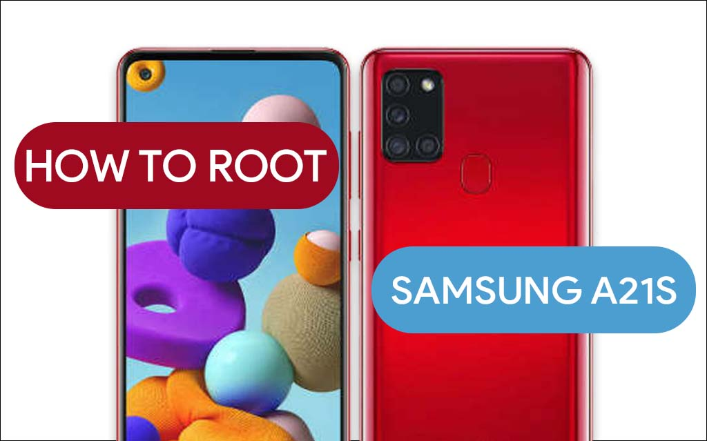 Root Samsung Galaxy A21s