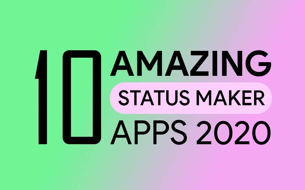 Best Whatsapp Status Maker Apps