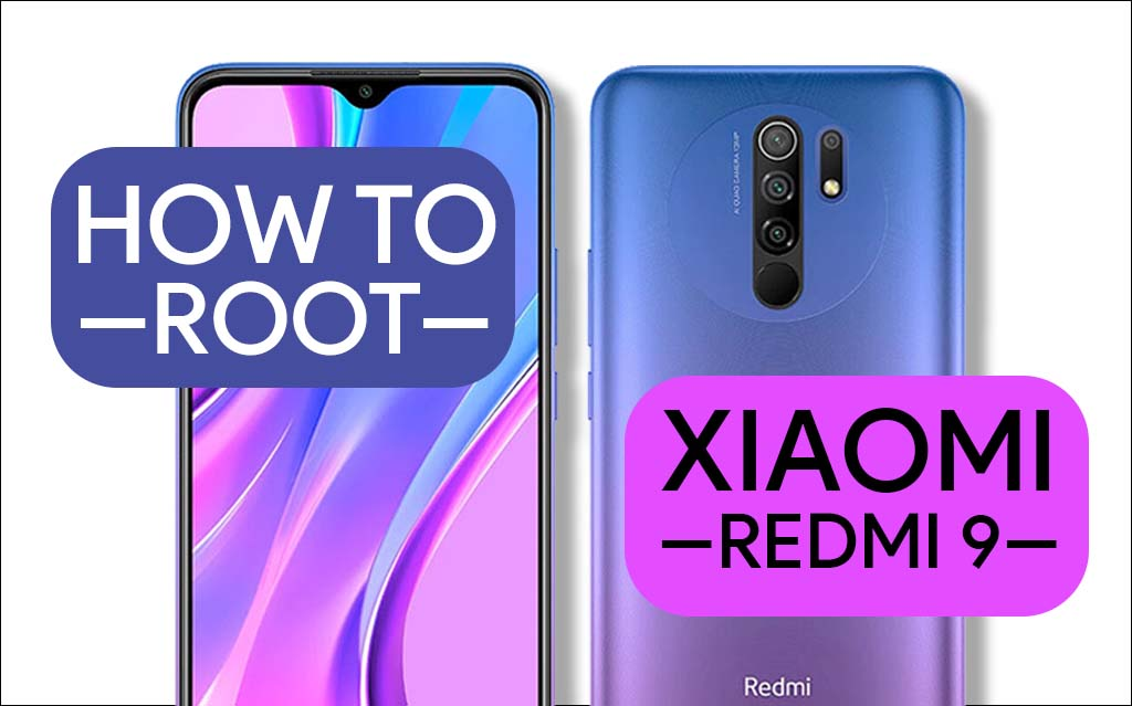 Root Redmi 9