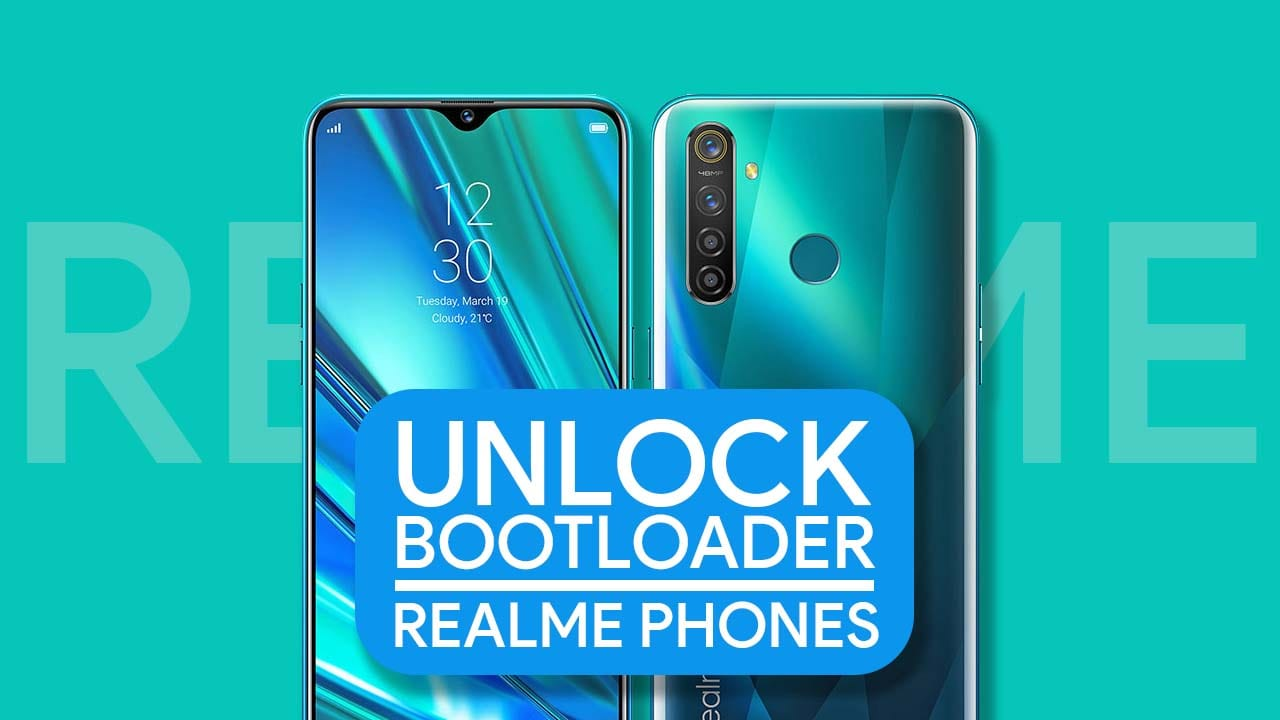 Unlock Bootloader On Realme Phones