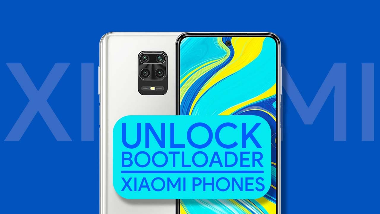 Unlock Bootloader on Any Xiaomi Phones