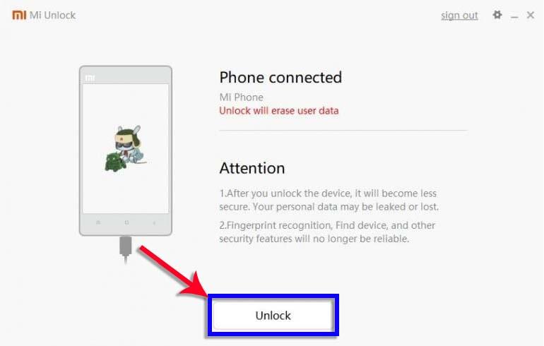 Xiaomi-Bootloader-Unlock