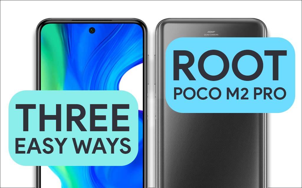 Root Poco M2 Pro