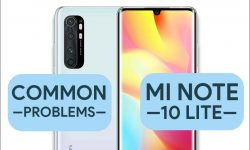 Common Problems In Mi Note 10 Lite + Solution Fix – TIPS & TRICKS