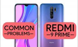 Common Problems In Redmi 9 Prime + Solution Fix – TIPS & TRICKS