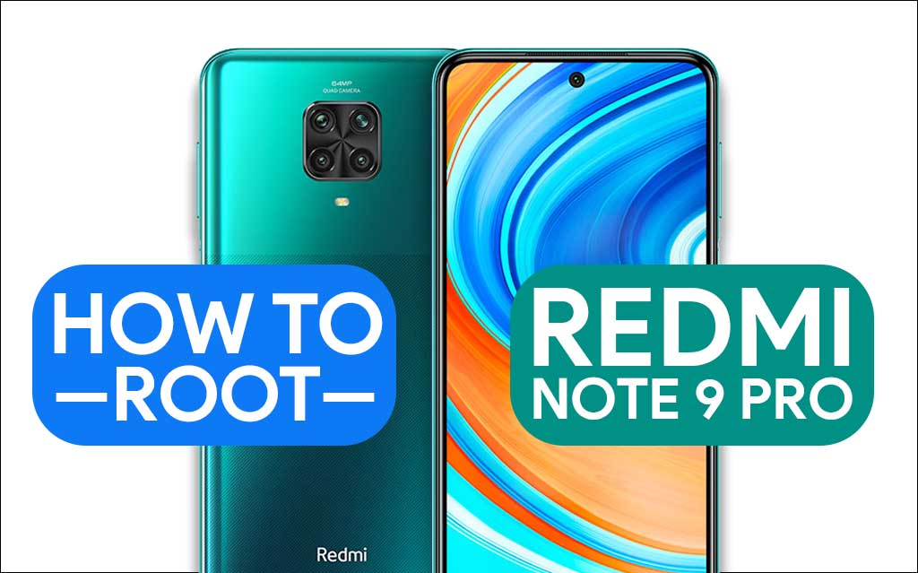 Root Redmi Note 9 Pro