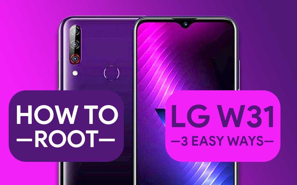Root LG W31