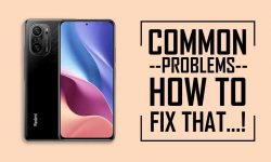 Common Problems In Redmi K40 Pro + Solution Fix – TIPS & TRICKS!