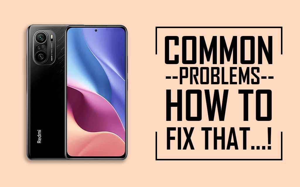 Common Problems In Redmi K40 Pro