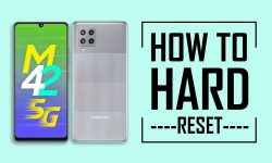 How to Hard Reset Samsung Galaxy M42 5G via Settings + Stock Recovery